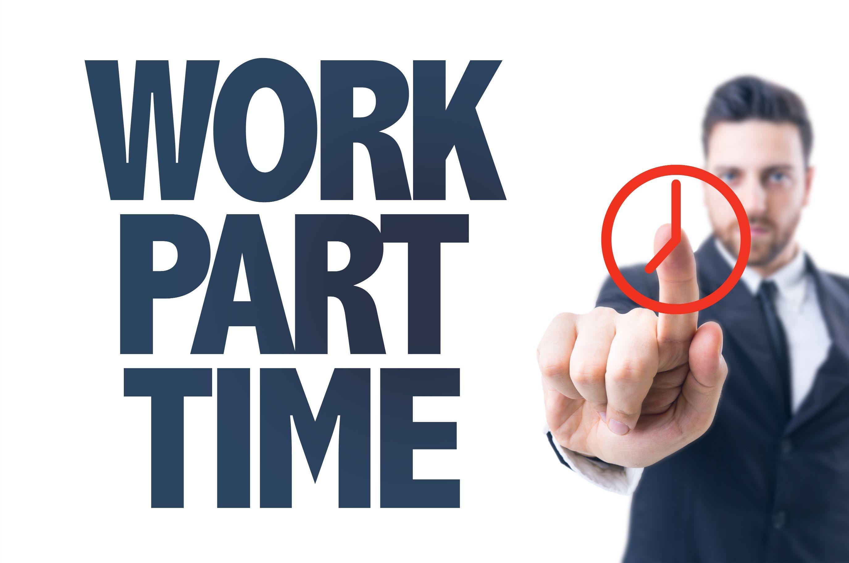 Cân nhắc làm việc bán thời gian trước khi quyết định giao dịch toàn thời gian